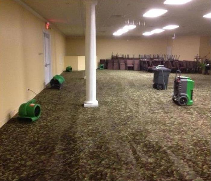 Commercial Water Damage – Covina  After
