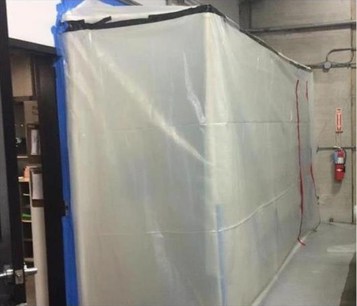 Mold Damage – Covina Factory