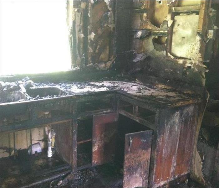 Fire Damage – Covina Home