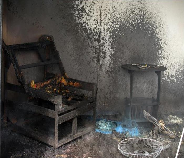 Fire Damage How We Remove Soot And Smoke Particles From Your Fire Damaged Home In Covina