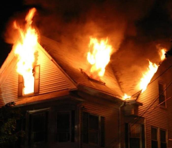 Fire Damage Making Fire Restoration Easier in Your Covina Home