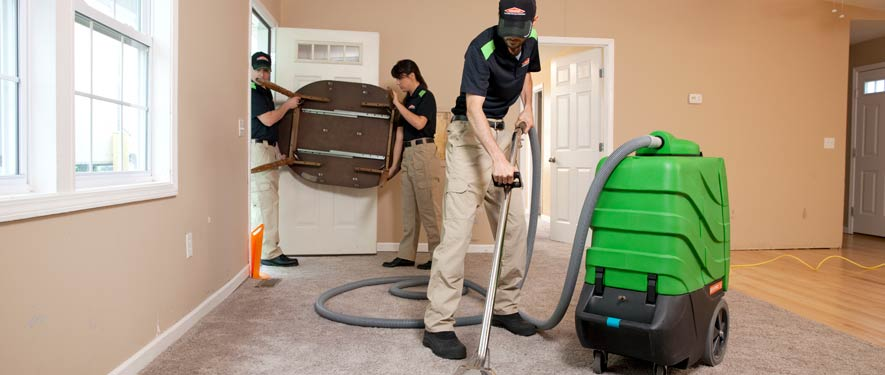 Covina, CA residential restoration cleaning